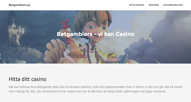 Betgamblers.se 1